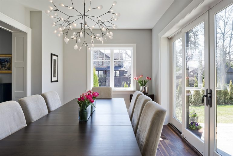Dundurn diningroomby Mather Fine Homes