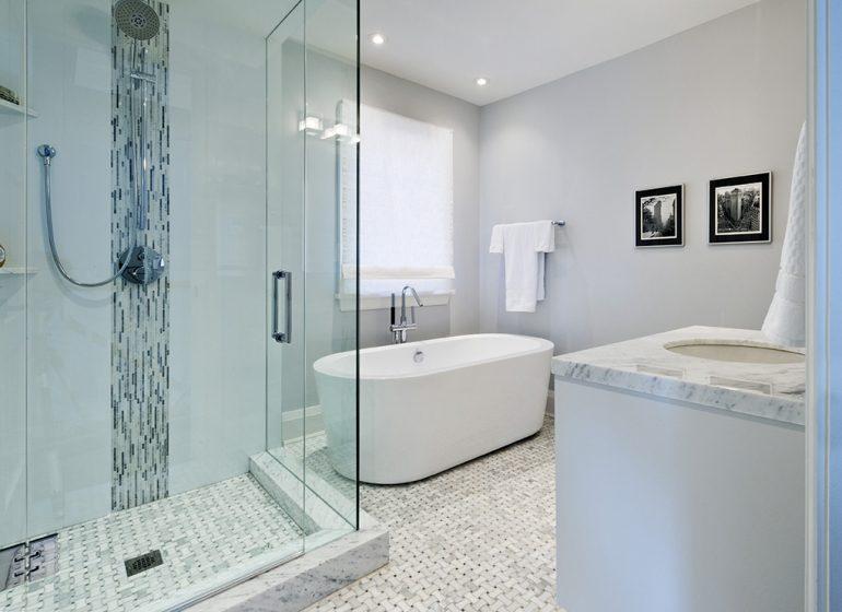 Dundurn bathroom 2 by Mather Fine Homes