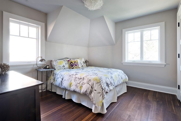 Dundurn bedroom by Mather Fine Homes