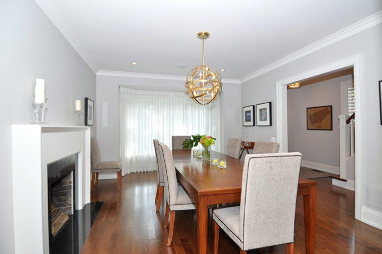 Gormley dining room